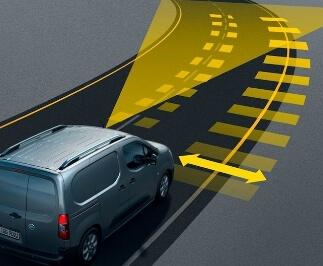 Nadzor voznega pasu