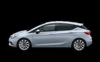 Opel Astra 5V