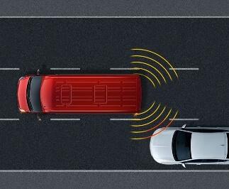 Pomoc vozniku zaznavanje