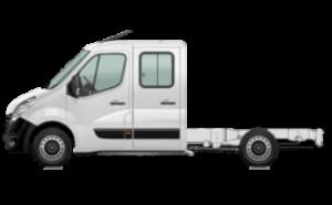 Opel movano šasija