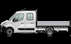 Opel movano keson