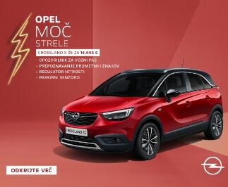 Akcija Opel CLX november 2020 1
