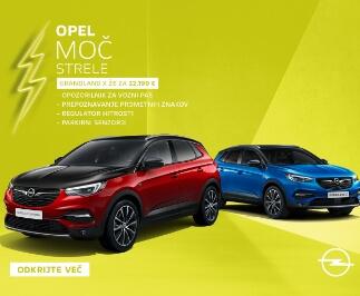 Akcija Opel CLX november 2020 2