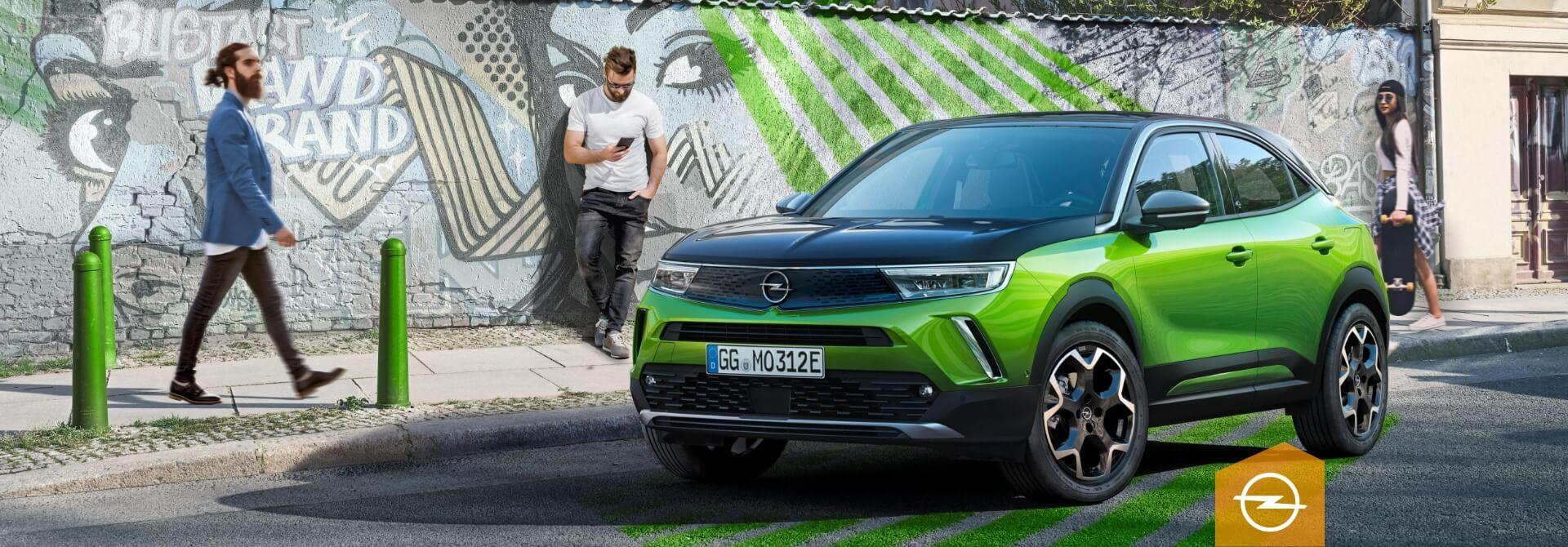 Opel Mokka-e NS